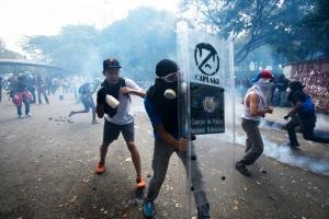 Marcha Estudiantes #12 M