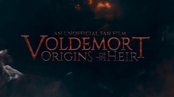 Voldemort Origins